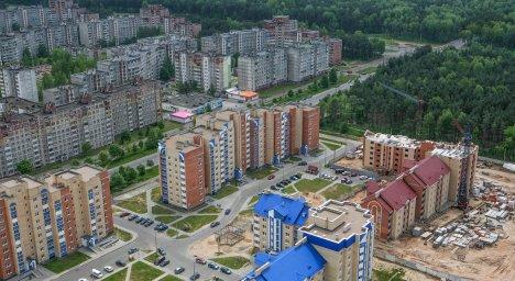 Строительство улицы Ковалёва